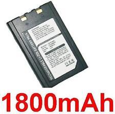 Battery 1800mAh type CA50601-1000 DT-5023BAT For CASIO DT-X5M10E