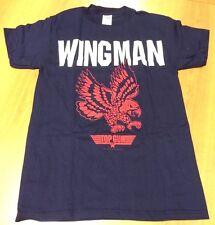TOP GUN Wingman Licensed Screen Printed T-Shirt - Men's Size Large