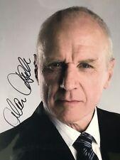 Alan Dale Torchwood 10 X 8 Signed Photo C201