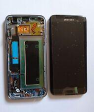 SAMSUNG Display LCD Originale + Touch Screen Per Galaxy S7 Edge SM-G935F black