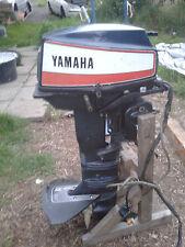 Aussenborder Yamaha 20 PS 2 takt wassergekühlt Outboard Engine