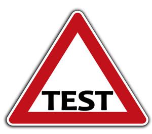 "TEST DO NOT BUY CD AC/DC - ""Back In Black"""