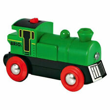 BRIO Railway Battery Powered Engine Green 33595