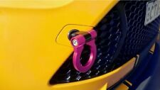 Rojo Ford Focus St Mk3 Aluminio Racing Sport Tow Hook Anillo Kit