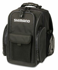 Shimano Blackmoon Compact Fishing Black Backpack Blmbp270Bk *