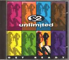 2 Unlimited - Get Ready [US] - CDA - 1992 - Eurodance Ray Anita Twilight Zone