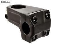 KHE BMX Aluminium Vorbau 1 1/8 schwarz Frontloader