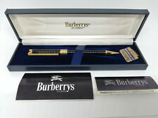 Burberrys Mechanical Pencil Ballpoint with original Box VINTAGE