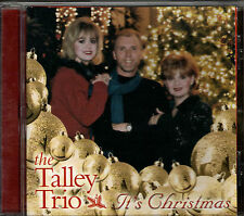 "THE TALLEY TRIO....""IT'S CHRISTMAS TIME""......OOP HOLIDAY/ GOSPEL CD"