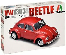 Voiture ancienne 1:24 Italeri 3708: VW Coccinelle (Beetle) 1303S