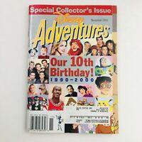 Disney Adventures Magazine November 2000 Britney Spears, Macaulay Culkin & MJ