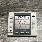Fisher Scientific TRACEABLE   3 Channel  Alarm  Timer 06-662-5