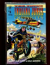 THE YOUNG INDIANA JONES CHRONICLES 5(6.0)(FN)DARK HORSE(b050)