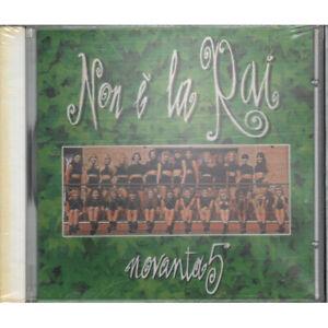 Le Ragazze di Non E' La Rai CD Novanta5 (Novanta 5) RTI 1077-2 Sigillato