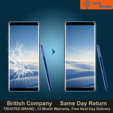 Samsung Galaxy Note 9 LCD OLED Screen Glass Replacement Service Same day Repair
