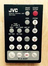 JVC DV CAMCORDER REMOTE CONTROL, RM-V706U GR-AX1010U GR-AX900 GR-AX900U GR-AX94U