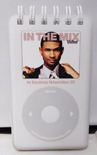 Usher In the Mix 2005 Movie Promo 4x2 Flip Notepad New Never Been used - Rare