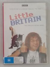 Little Britain The Complete second Series 2 DVD 2005 2-Disc Set Walliams Lucas