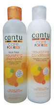 Cantu for Kids Tear-Free Nourishing Shampoo And Conditioner