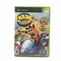 Crash Nitro Kart - Microsoft Xbox ship out fast game and case