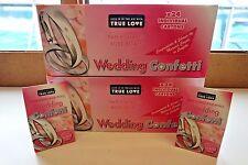 24 boxes Rose Petal Wedding Confetti