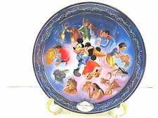 """""""ONCE UPON A KISS""""  DISNEY COLLECTOR PLATE"""