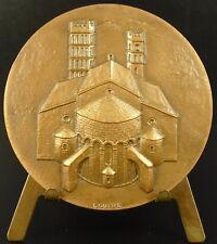 Médaille Cathédrale Sainte-Eulalie-et-Sainte-Julie ELne Illiberri Helena medal