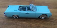 1961 Lincoln Continental Convertible 1/64 Scale Limited Edition