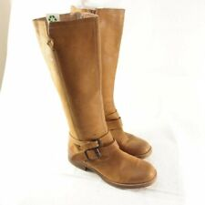 Ladies NEXT Leather Boots Brown 5 38