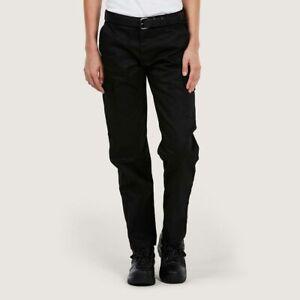 Ladies Cargo Trousers Workwear by UNEEK UC905 - Black or Navy