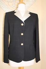 JONES NEW YORK Suit Women's Blazer/Jacket Black Size (10)