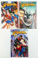 Marvel Action Spider-Man #1, 1 Variant & 2 (2018 IDW Publishing) Unread! NM
