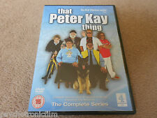 That Peter Kay Thing (DVD) - 2 Disc Set - Six Classic Episodes - Peter Kay -