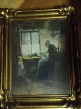 Dealer or Reseller Listed Realism Original Art