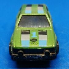 Green Audi Car Die cast Metal and Plastic