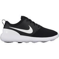 Nike Women's Roshe G Golf Shoes AA1851 BLACK/WHITE - 4.5 UK / 38 EU - NEW