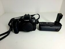 Canon Eos D30 3.2Mp Digital Slr Camera - Black (Body and Battery Grip only)