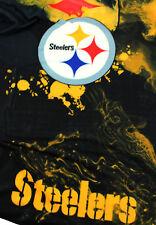 Pittsburgh Steelers NFL Football Fleece Throw Blanket By Northwest