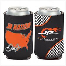JR Nation Dale Jr Can Cooler 12 oz. NASCAR Koozie