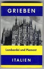 Lombardei und Piemont (Grieben)   1958