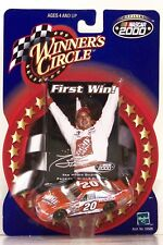 HASBRO ~ TONY STEWART ~ #20 HOME DEPOT ~ FIRST WIN ~ 1/64