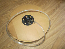 Silver[WeltWeltingPiping] Cord/ lip, UpholSupply 1/8'' By the Yard smooth