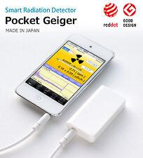 Poche COMPTEUR GEIGER POUR IOS ☢ Transformer iPhone/iPad dans un Détecteur de rayonnement
