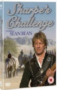 SHARPE'S CHALLENGE DVD Sean Bean Sharpe 2006 - REGION 2 UK PAL