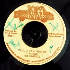 Ini Kamoze - Call A Taxi For Me  /  Sly & Robbie - Version