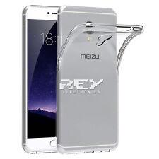 Funda Silicona para MEIZU MX6 Carcasa Transparente Protector s507