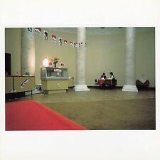 Postcard Warsaw Poland 1989 Communist Era Marlboro Restaurant Magnum Phaidon