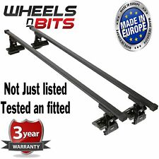 Toyota Land Cruiser Prado 98 - 12 Roof Bars Rack 75KG Model Custom Direct fit