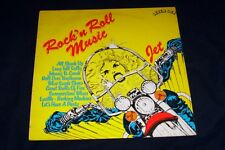 ROCK'N'ROLL MUSIC LP  ROCK'N'ROLL MUSIC ON SEVEN SUN LABEL VG/CONDITION RARE