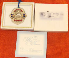 2006 White House Ornament with Box and Brochure